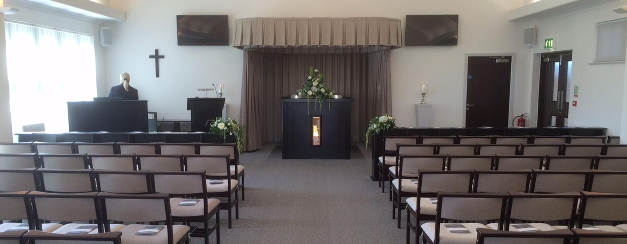 South Leicestershire Crematorium - Chapel